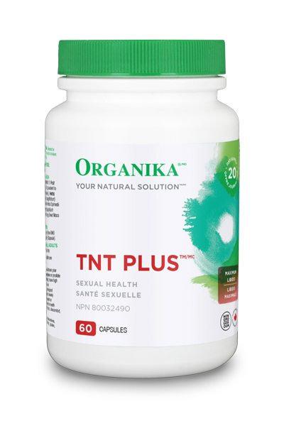 TNT Plus (Tribulus Terrestris) 600mg 60 caps