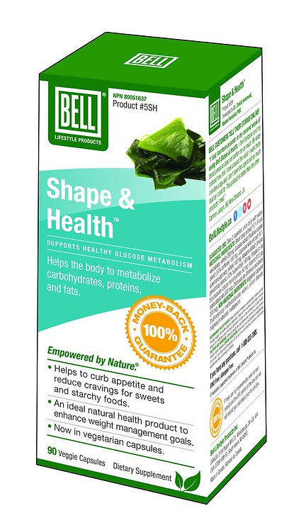 Shape & Health 702 mg X 90 capsules