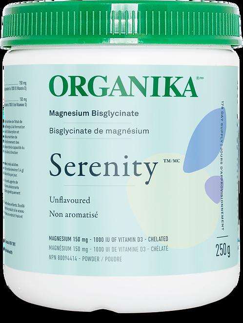 MAGNESIUM BIGLYCINATE SERENITY – UNFLAVOURED 250g