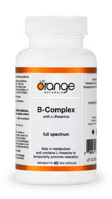 B-Complex w. L-Theanine 45 caps