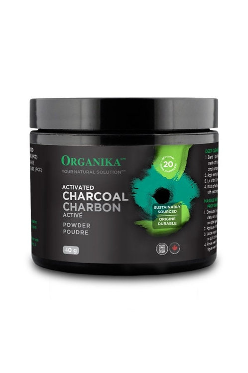 Activated Charcoal Powder 40g