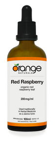 Red Raspberry Tincture 100ml