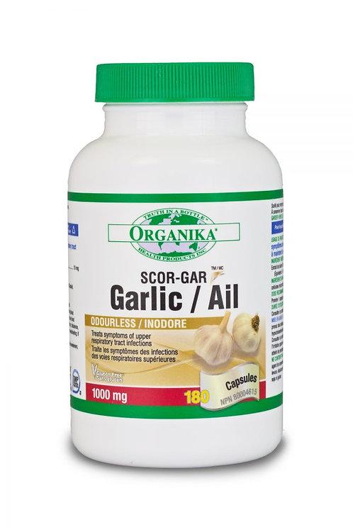 Garlic Scor-Gar 1000mg 180 caps