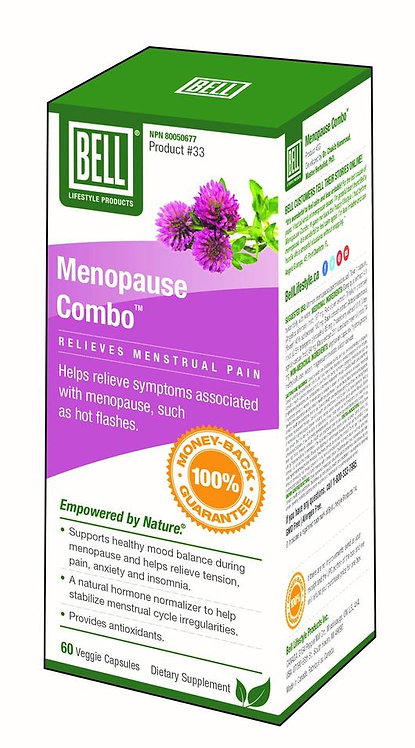 Menopause Combo 540 mg x 60 Capsules