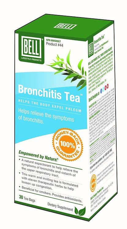 Bronchitis Tea 30 tea bags, 1 g each