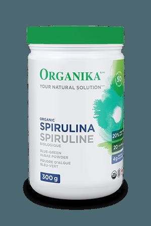 Spirulina Powder 300g - Certified Organic