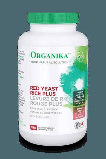 Red Yeast Rice Plus 180 caps