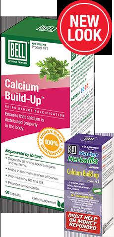 Calcium Build-Up 701 mg x 90 capsules