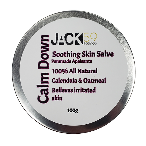 Calm Down Soothing Skin Salve