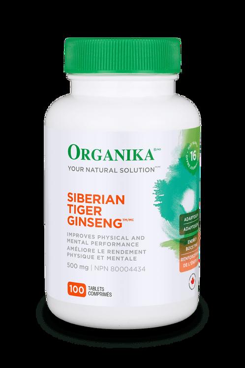 Siberian Tiger Ginseng 500mg 100 tabs