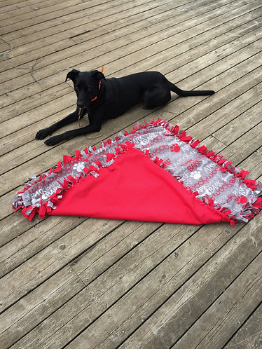 Woof Pet/Lap Blanket