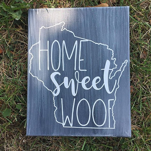 Home Sweet Woof