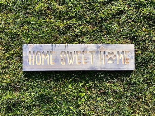 Home Sweet Paw