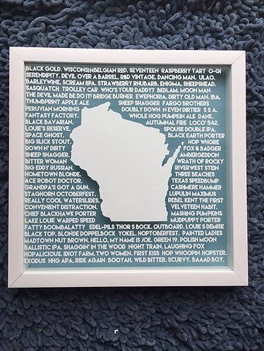100+ Beers of Wisconsin