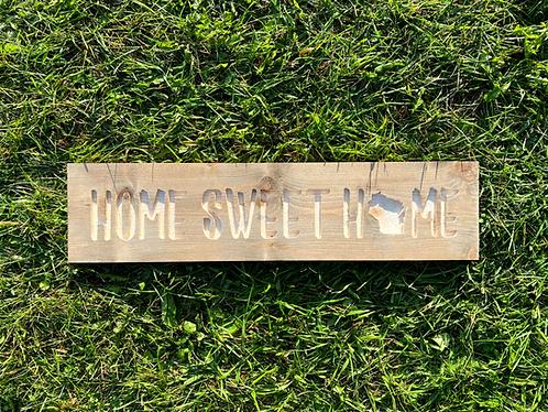 Home Sweet Wisconsin