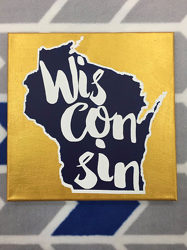 Wisconsin Canvas