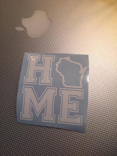 Varsity Home Sticker