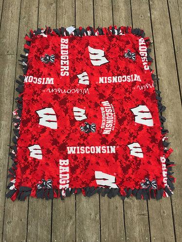 Red Badger Pet/Lap Blanket