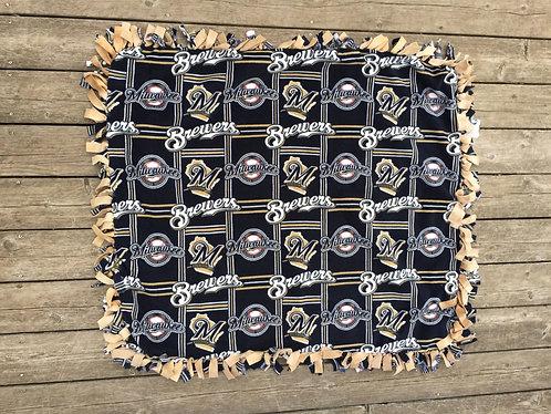 Brewer Pet/Lap Blanket
