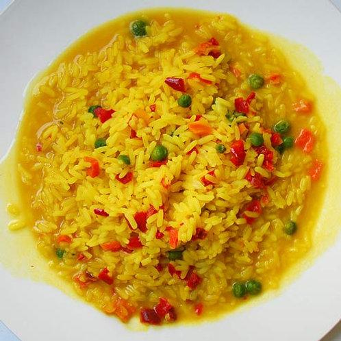Savoury Golden Rice