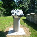 sculpture à Pouech