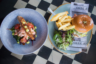 Left Bank Kilkenny - Gastro food
