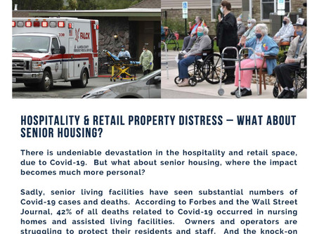 Hospitality & Retail Property Distress
