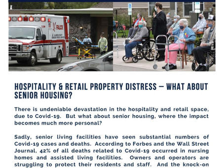 Hospitality & Retail Property Distress