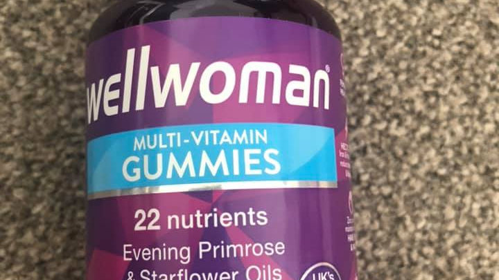 Wellwoman Gummies PreOrder