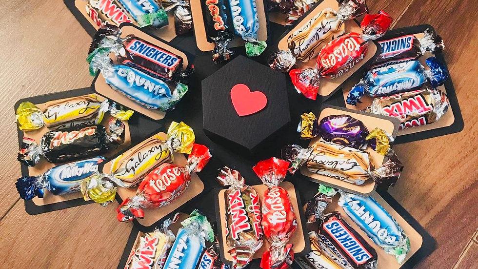 UK chocolates V-day Box