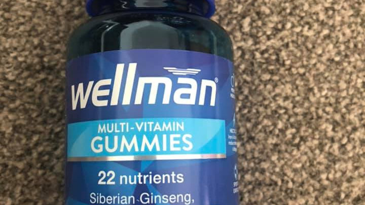Wellman Gummies