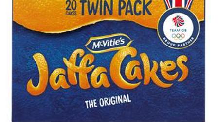 McVitie's The Original Jaffa Cakes Twin Pack x20 238g