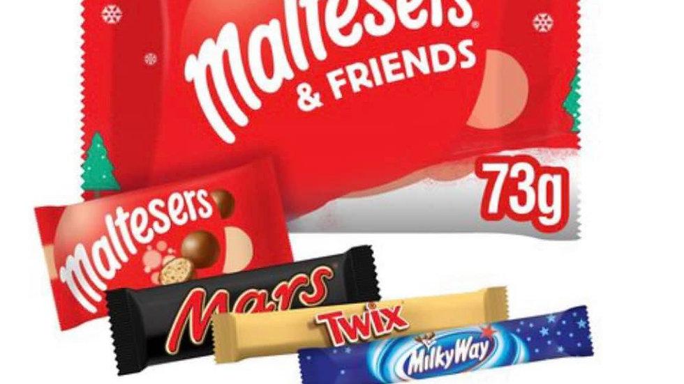 Maltesers & Friends