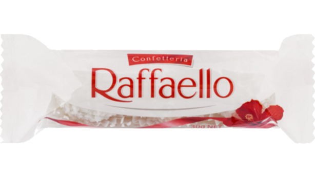 Raffaello 4 individuals pack