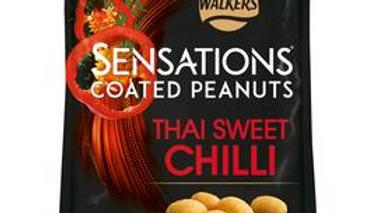 Sensations Coated Peanuts-Thai Sweet Chilli