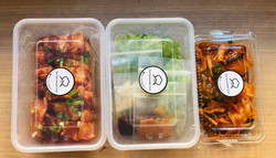 home made lunch boxes