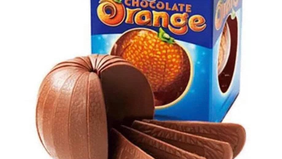 Terry's Orange Milk Chocolate Ball