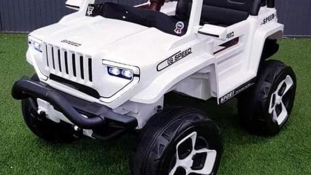 Jeep Style Car
