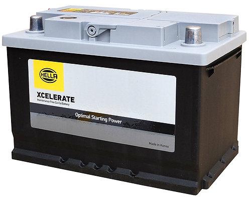 Hella NS40L Maintenance Free Car Battery