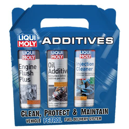 Liqui Moly 3-in-1(Petrol Cars)