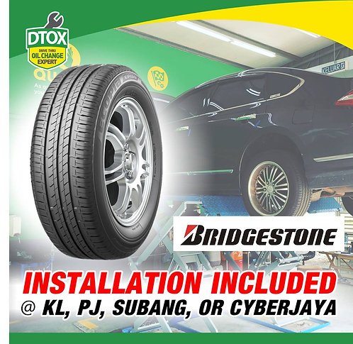 Bridgestone Ecopia 175/65R14 for Myvi / Axia / Bezza / Iriz