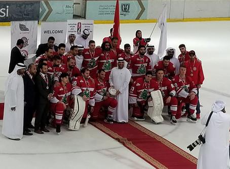 Lebanese men's hockey club hopes to develop a women's team