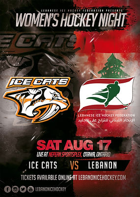 LEBANON VS ICE CATS