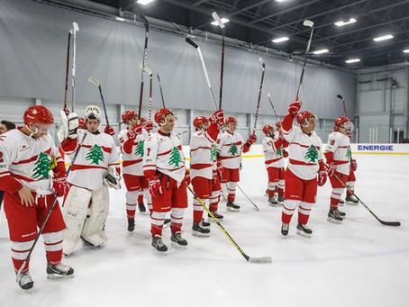 Le Liban veut sa place sur la planète hockey