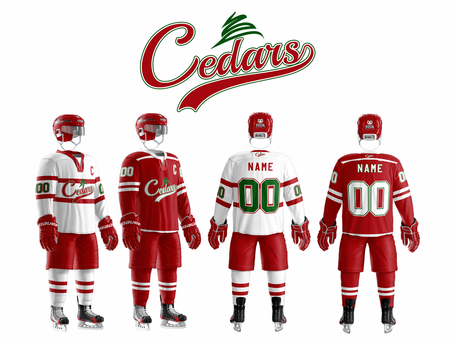 Say hello to the Cedars