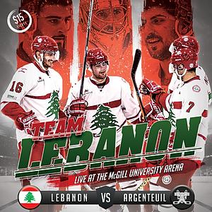 LDE - LEBANON VS ARGENTEUIL