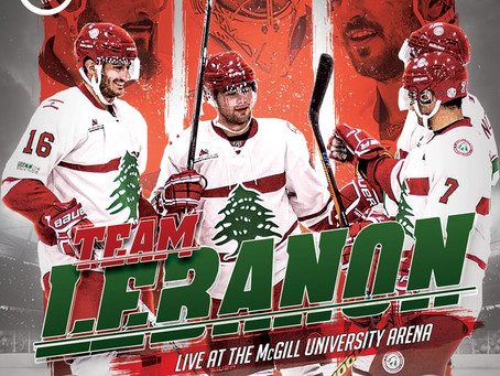 The wait is over, Lebanon to face Argenteuil in an epic 3rd game finale