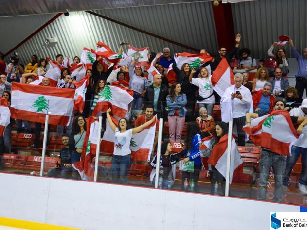 LDE - Lebanon Ice Hockey