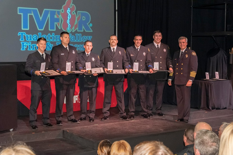 Distinguished Firefighters