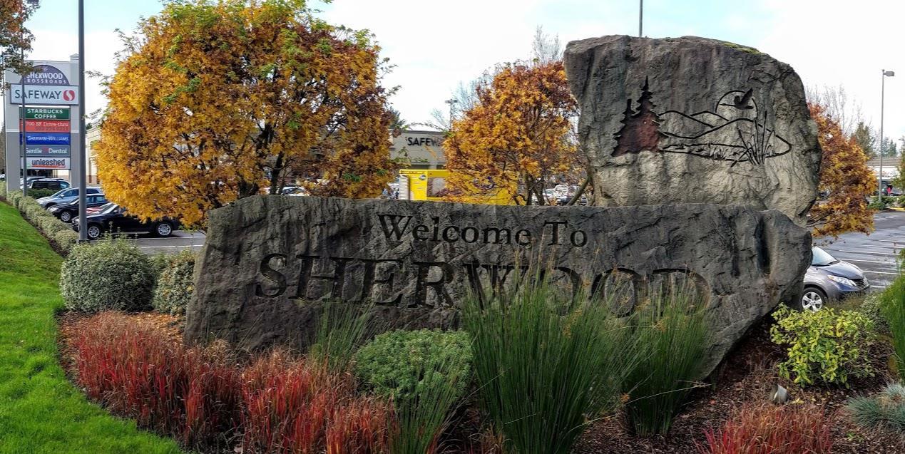 Old Town Sherwood, Oregon
